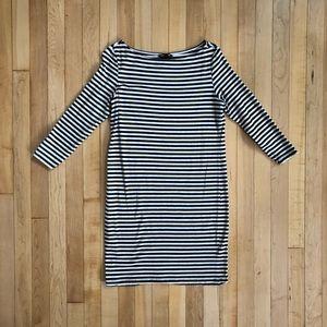 🖤 H&M Striped Dress Size S